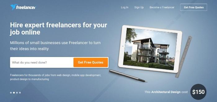 معرفی Freelancer.com